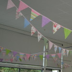'Candy' and 'Vintage' Bunting